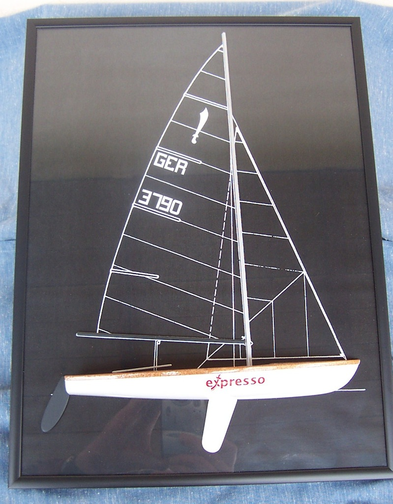 Half hull models - Maritime Kunstobjekte – Juergen Oltmann